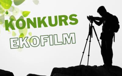 Konkurs EKOfilm wystartował! Zachęcamy do udziału