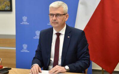 """Wiceminister Zyska na XV Konferencji """"Zielone Zamówienia Publiczne"""""""