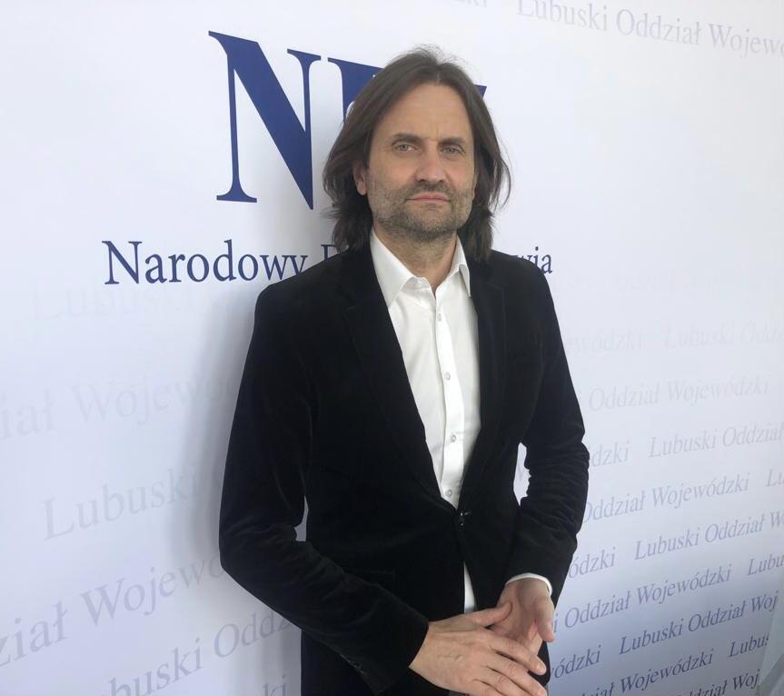 Piotr Bromber, dyrektor Oddziału Lubuskiego NFZ