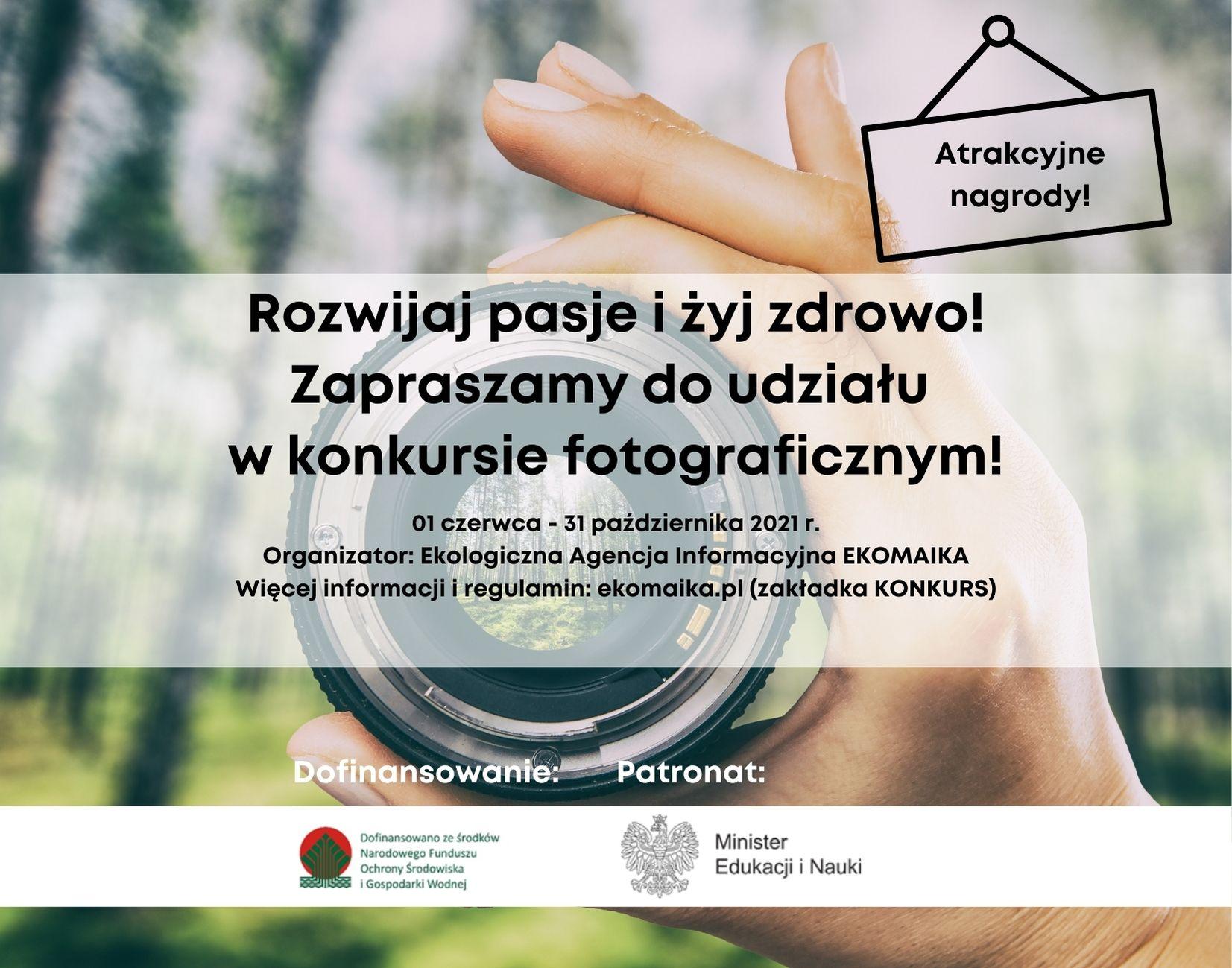 Konkurs Fotograficzny Ekologiczny