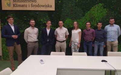 Młodzi debatowali o transformacji polskiego sektora energii