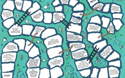 LEŚNY WYŚCIG – czyli planszówka o ekologii