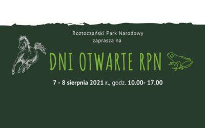 Roztoczański Park Narodowy zaprasza w ten weekend na Dzień otwarty.