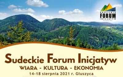 Sudeckie Forum Inicjatyw – Ekologia, Wiara, Kultura, Ekonomia, Koncerty