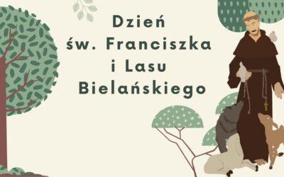 Dzień św. Franciszka i Lasu Bielańskiego 2021