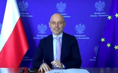 To piękna inicjatywa – Minister Kurtyka komentuje ekologiczne pielgrzymki